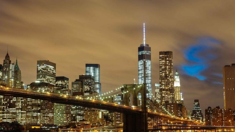 reisezeit new york
